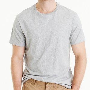 J.Crew Mercantile Broken-in crewneck T-shirt.